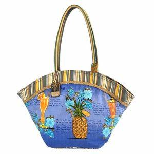 PAUL BRENT Tote Beach Bag